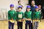 Hasiči z Ponětovic rozvíjí mládež na soutěžích.