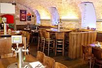 Restaurace Mamut pub.