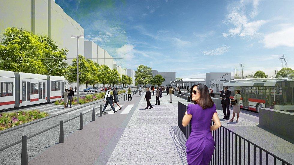 Brno plánuje velkou rekonstrukci Benešovy ulice v centru města.