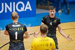 Volejbal Brno odehraje první zápas po nucené pauze v pondělí proti Zlínu.