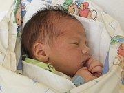 Kryštof Pospíšil z Hrušovan u Brna nar. 2.6.2013 v Nemocnici Milosrdných bratří