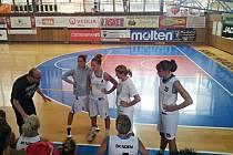 Basketbalový klub SK Noem Arch Brno.