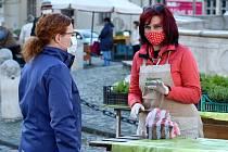 Zelný trh v Brně. Ilustrační foto