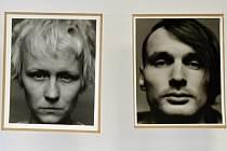 Radovan Kodera vystavuje v Hodoníně portréty.