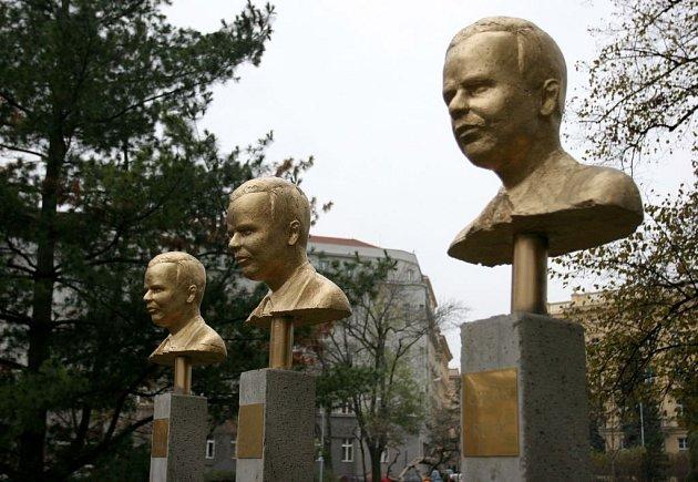 Busta občana Rulíka