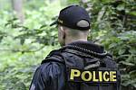 Policisté ve středu pátrali po ženě z Rakouska v prostoru státní hranice u Hevlína.