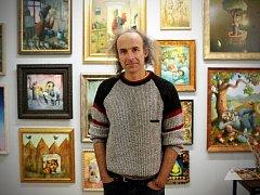 Jsou světy, které mohou spatřit jen dětské oči, říká malíř a ilustrátor Pavel Čech, autor knih a komiksů a držitel ceny Magnesia Litera. Jeho fantazijní obrazy a ilustrace představuje na nové výstavě Muzeum města Brna.