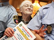 Důchodci se za pomoci městské policie učili první pomoci