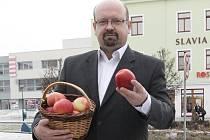 Předseda Českého zahrádkářského svazu Stanislav Kozlík.