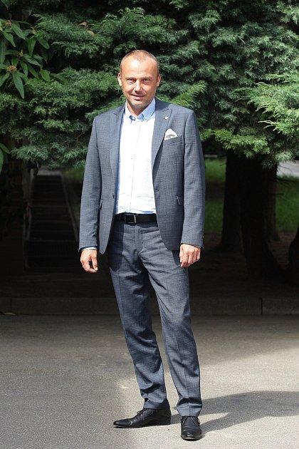 Generální ředitel Povodí Moravy Jan Hodovský.