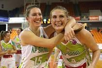 Na snímku Beránková a Burgrová.