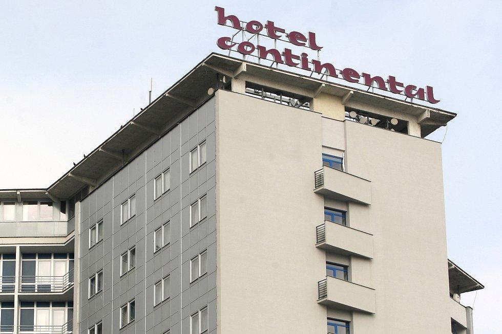 Brněnský hotel Continental