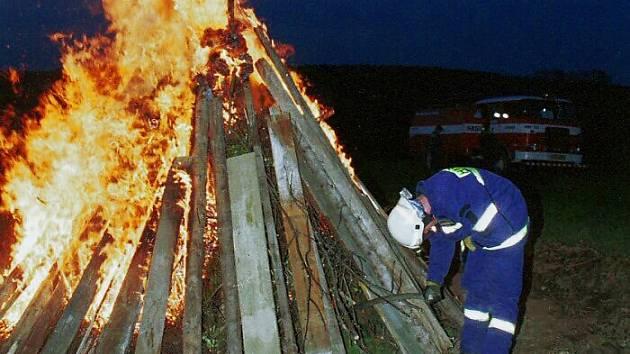 Kontrola vatry
