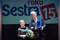 Sestra roku Františka Ertlová.