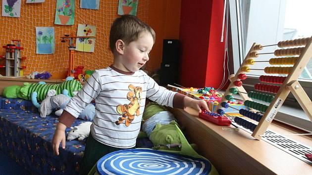 S firemní školkou jsou spokojeni děti i zaměstnanci společnosti Arch.Design.