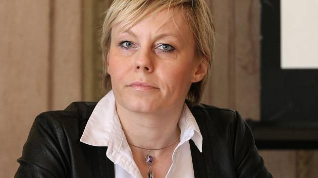 Ředitelka Turistického informačního centra města Brna Jana Janulíková.