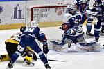 Rozhodující gól vstřelil litvínovský Tomáš Pospíšil pouhých sedmnáct vteřin poté, co Kometa srovnala.