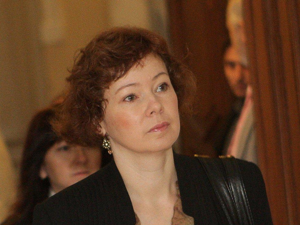 Pokračování kauzy Kuřim - Eva Tesařová, bývalá přítelkyně Barbory Škrlové