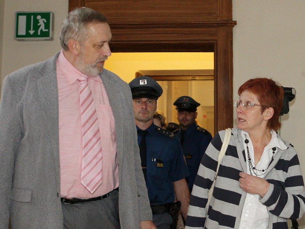 Pokračování kauzy Kuřim - Renáta Škrlová  s obhájcem Jana Turka, Milanem Staňkem