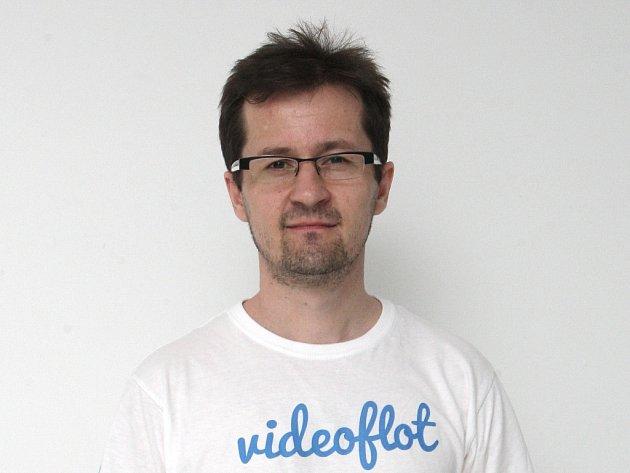 Projekt Videoflot spustil David Spáčil.