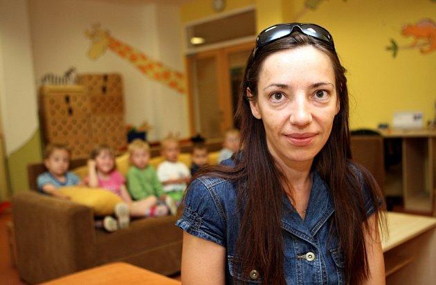 Psycholožka Alice Studničková