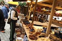 Slavnostní zahájení brněnských vánočních trhů.