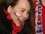Olympijský park: My chceme gól, hnali fanoušci hokejisty do finále. Jenže marně
