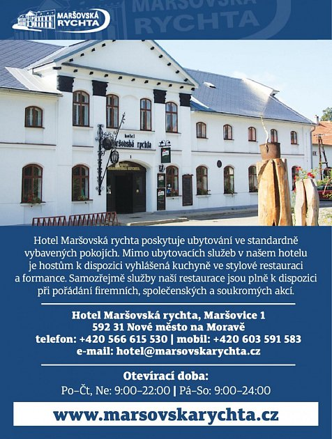 Hotel Maršovská rychta, Maršovice