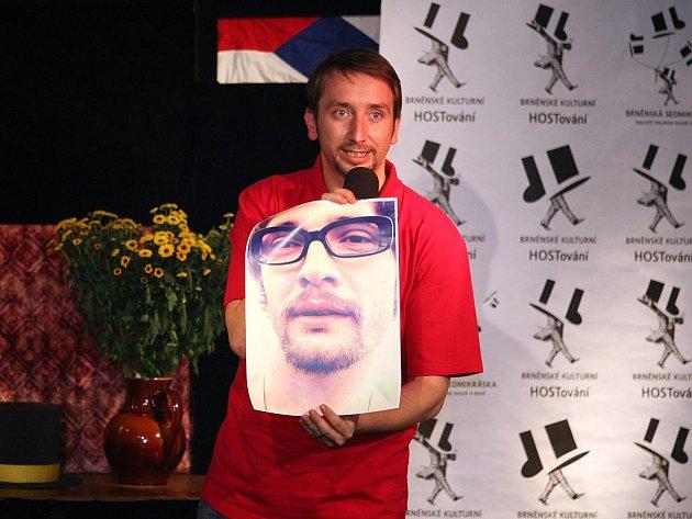 Vítěz literární soutěže Brněnská sedmikráska 2010 Jan Spěváček..