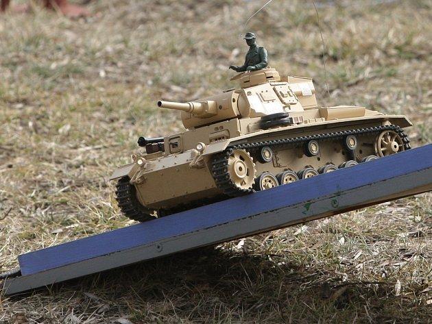 Bitva o Midway na brněnském výstavišti.