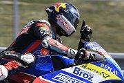 Brno 04.08.2019 - Moto GP 2019 - závod Moto 3 - Filip Salač