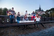 Druhé mésto v letošní ePortě získala kapela D.N.A. Brno.