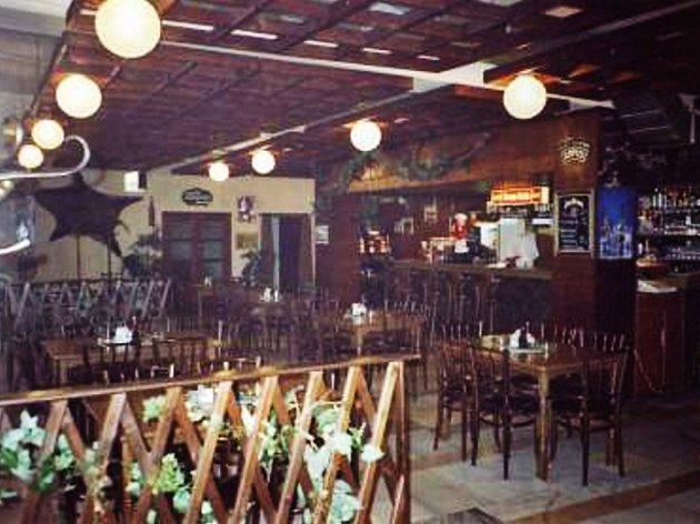 Restaurace Pod Klucaninou.