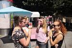 O nejlepší zmrzlinu můžou Brňané hlasovat v soutěži putování za zmrzlinou.