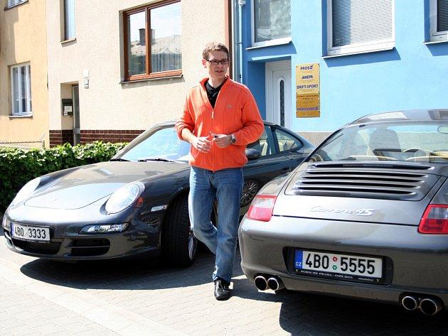 Porsche bratrů Prosových.