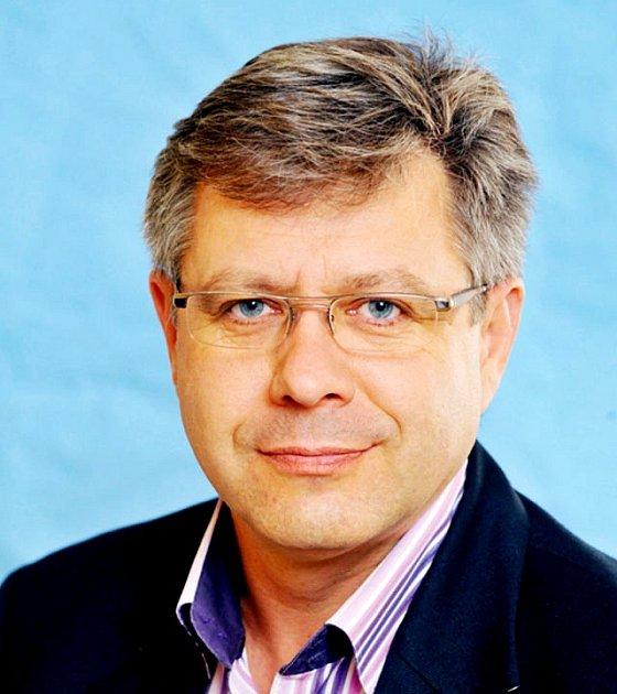 Bývalý ředitel Povodí Moravy Radim Světlík.