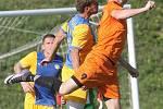 Fotbalisté Tišnova porazili 2:1 v prvním soutěžním zápase sezony dalšího postupujícího z I. A třídy Bučovice.