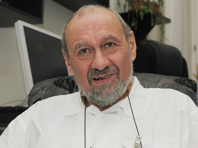 Psycholog Jiří Brančík.