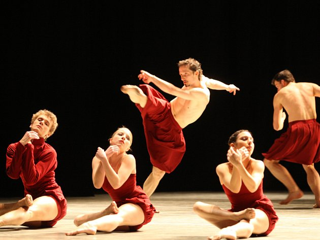 Balet 21. století.