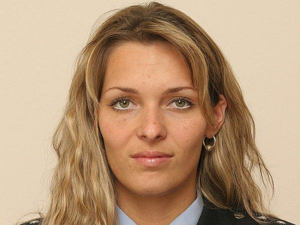 Brněnská policejní mluvčí Andrea Straková.