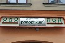 Restaurace Panoptikum v Jakubské ulici v Brně.
