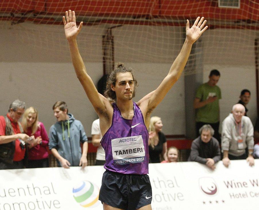 Tamberi vyrovnal rekord mítinku Ivana Uchova.