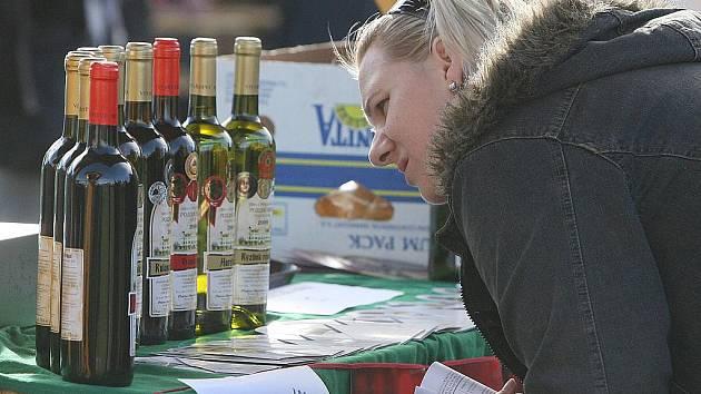 Druhý ročník Kuřimských slavností vína přilákal milovníky vína z celé jižní Moravy.