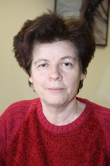 Zlata Maděřičová, ředitelka Jihomoravské komunitní nadace, Břeclav