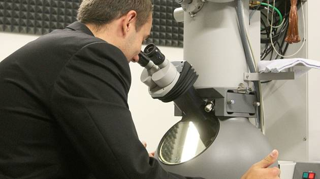 Vědecké centrum CEITEC. Ilustrační foto.