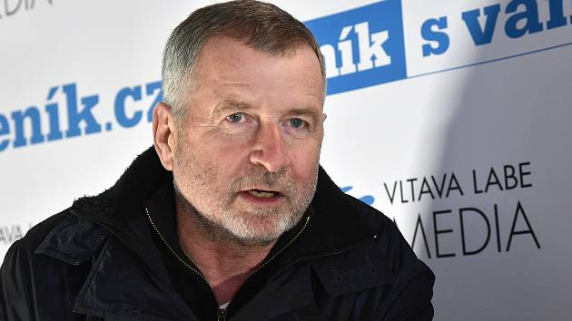 Olympijský festival v areálu brněnského výstaviště navštívil také doktor hokejové Komety Brno Zdeněk Ziegelbauer.