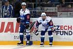 Brno 06.12.2018 - Tomáš Plekanec (14) a Martin Erat (10)