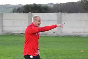 Bývalý prvoligový obránce Martin Švejnoha si zvykl na roli asistenta trenéra v Tirolu.