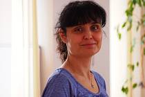 Trenérka zapomnětlivosti Michaela Nešporová.
