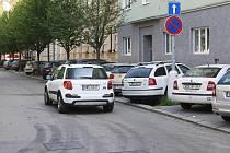 Třída Kapitána Jaroše v Brně. Ilustrační foto.